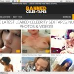 Banned Celeb Tapes Password And Account