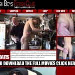 British Boys Fetish Club Gratis Password