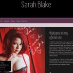 Create Sarah Blake Account