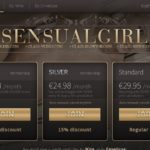 Discount Sensual Girl Sale
