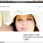 Feed Me Fatter Full Website