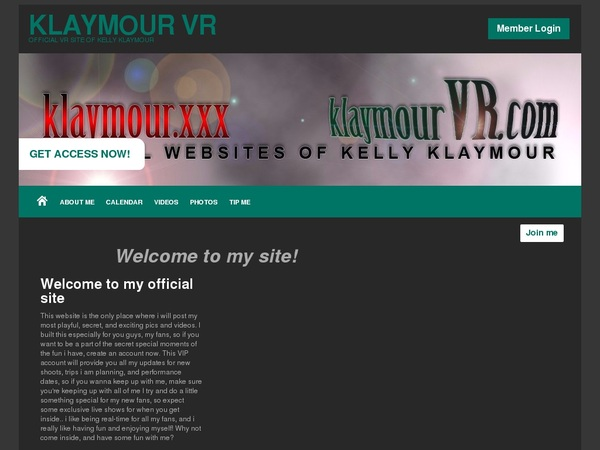 Free Accounts Klaymourvr.com