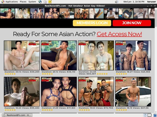 Get Real Asian BFs Free Login
