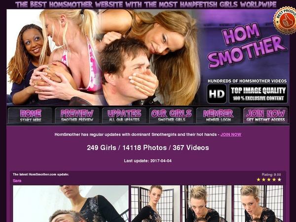 Homsmother.com New Password