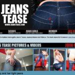 Jeans Tease Login Free