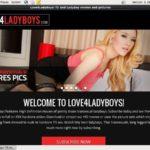 Love4ladyboys Free Account Password