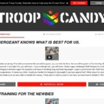 Passwords For Troop Candy