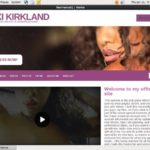 Roxi Kirkland Create Account