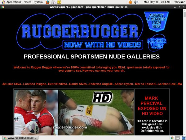 Ruggerbugger Premium Passwords