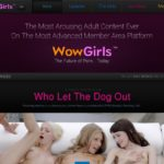 Sign Up For Wow Girls