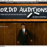 Sordid Auditions Scenes