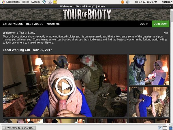 Tour Of Booty Coupon Discount