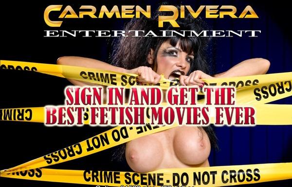 Carmen Rivera VIP Free Trial Membership