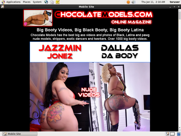 Chocolatemodels.com With Zombaio