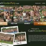 Czech Garden Party One Time Discount