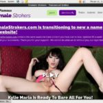 Shemale Strokers Get Password