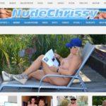 Nudechrissy.com Discount Sign Up
