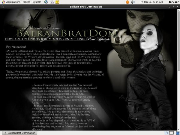 Get Balkan Brat Dom Deal