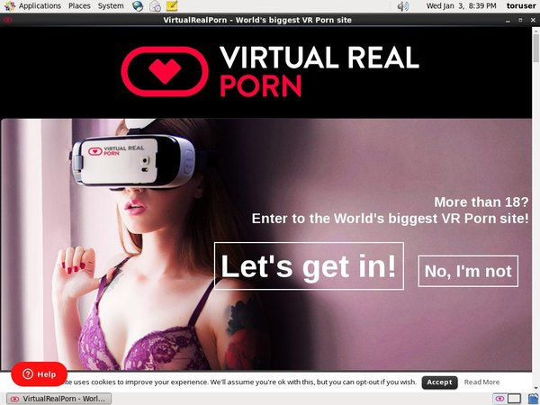 Virtual Real Porn New Episode