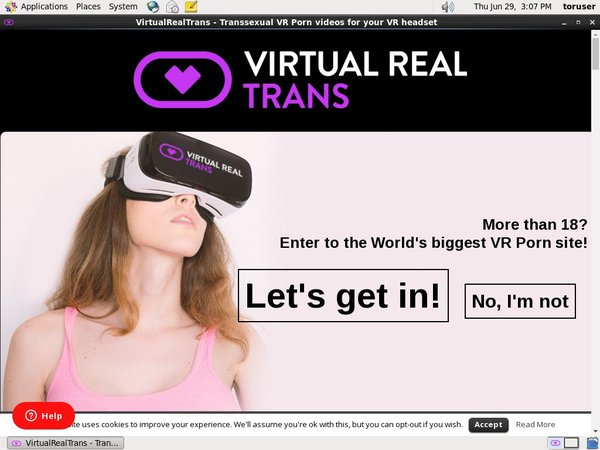 Virtual Real Trans Guys