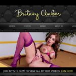 Britney Amber Discount Deal