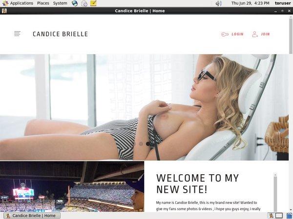 Candice Brielle Discount Vendo