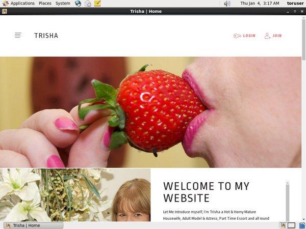 Get Trisha.modelcentro.com Promo Code