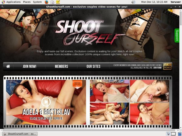 Shootourself.com Ad